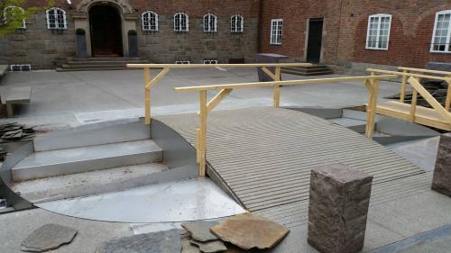 Kongsberg Tynnplate Interiørmetall hageprosjekt