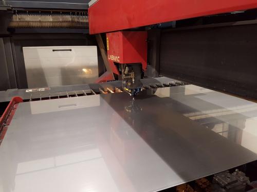 Kongsberg Tynnplate laser